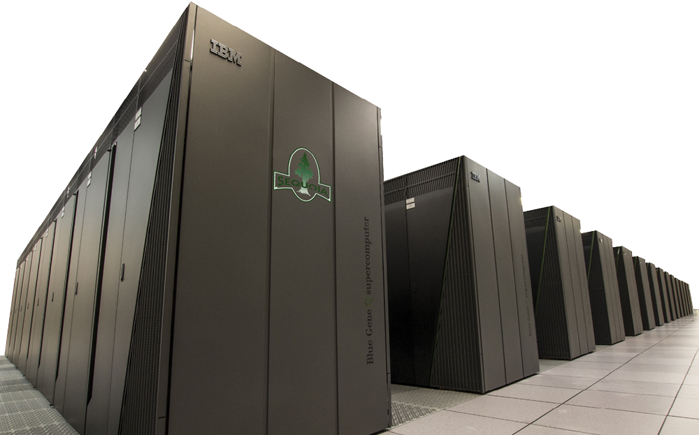 ZFS on Linux, now OSS, was developed to create a more cost-effective, less complex, and higher performance file system for the Sequoia supercomputer.