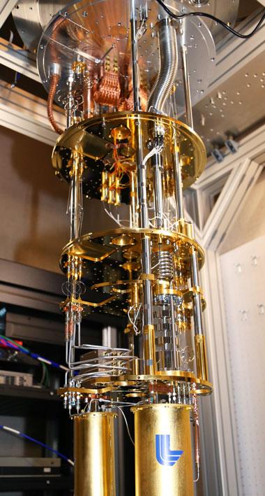 Livermore Leaps into Quantum Computing