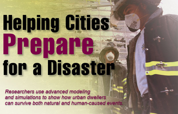 Article title: Helping Cities Prepare for a Disaster