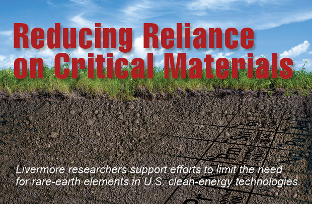 Article title: Reducing Reliance on Critical Materials