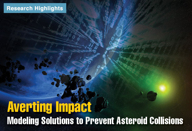 Article title: Averting Impact: Modeling Solutions to Prevent Asteroid Collisions
