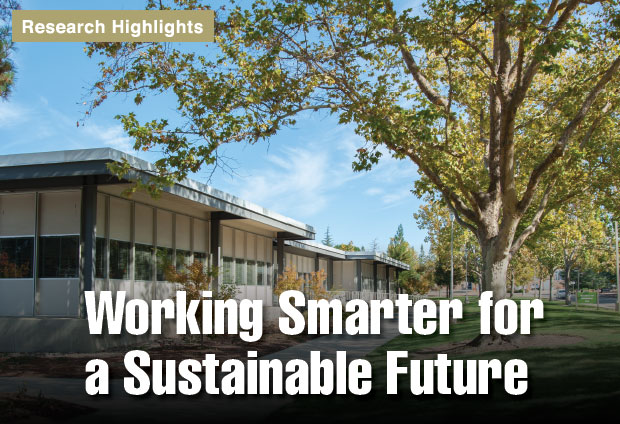 Article title: Working Smarter for a Sustainable Future