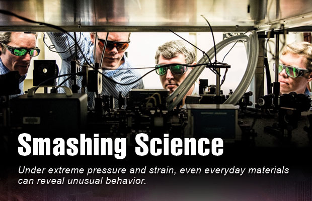 Article title: Smashing Science