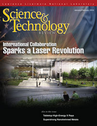 January/February 2014 Cover Issue of S&TR