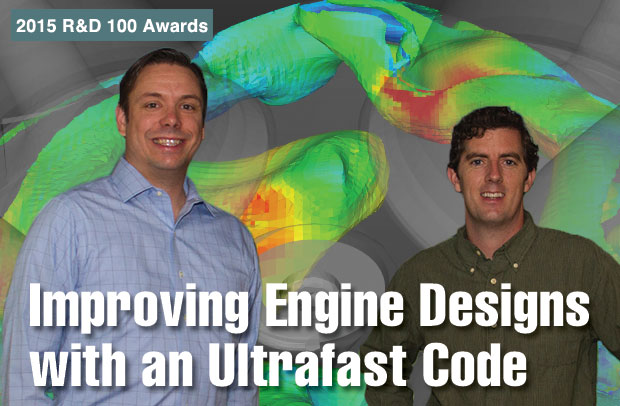 Article title: Improving Engine Designs with an Ultrafast Code
