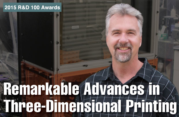 Article title: Remarkable Advances in Three-Dimensional Printing