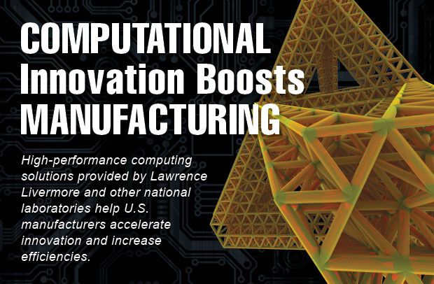 Computational Innovation Boosts Manufacturing