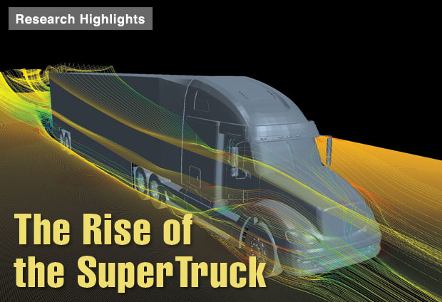 Article title: The Rise of the SuperTruck