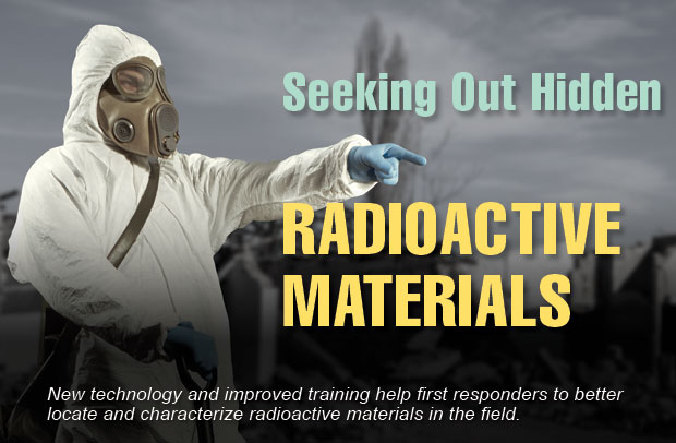 Article title: SEEKING OUT HIDDEN RADIOACTIVE MATERIALS