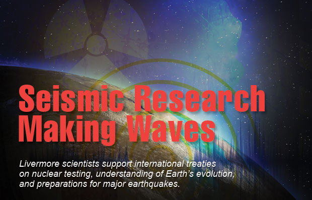 Article title: Seismic Research Making Waves