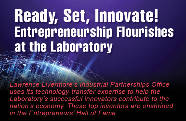 Ready, Set, Innovate! Entrepreneurship Flourishes at the Laboratory