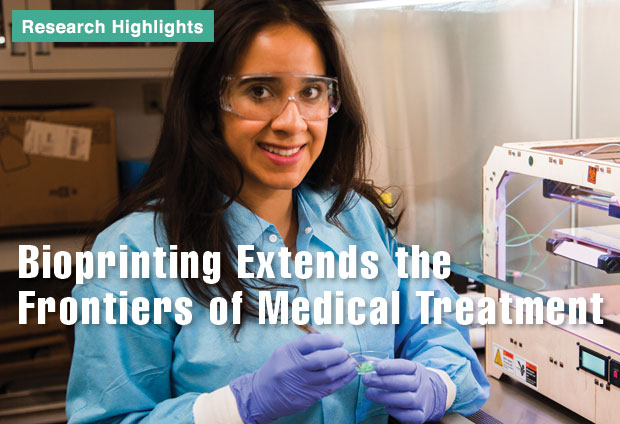 Article title: Bioprinting Extends the Frontiers of Medical Treatment