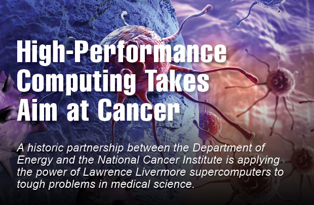 High-Performance Computing Takes Aim at Cancer