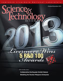 October/November 2013 Cover Issue of S&TR
