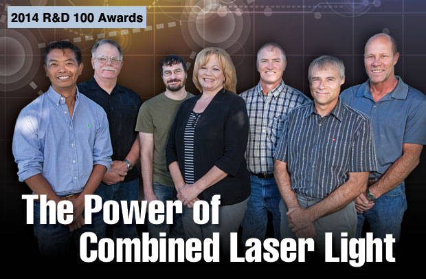 Article title: The Power of Combined Laser Light