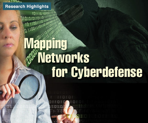Article title: Mapping Networks for Cyberdefense